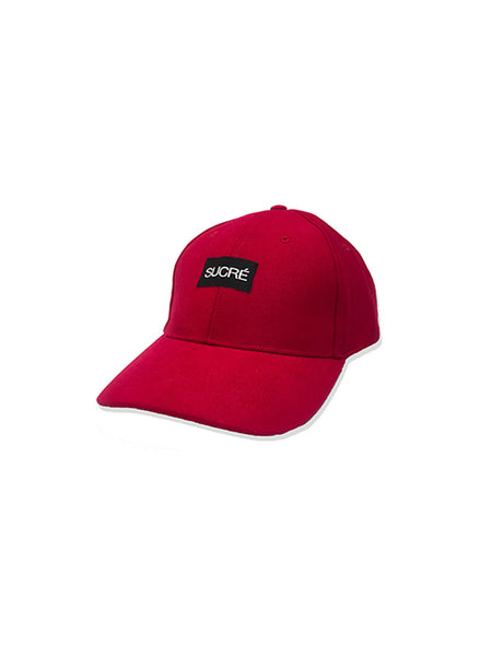 'essential' red cap