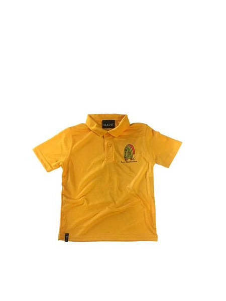 youth dry fit polo