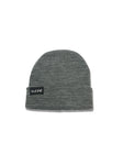 heather 'logo' cuff beanie