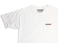'colour' logo tee
