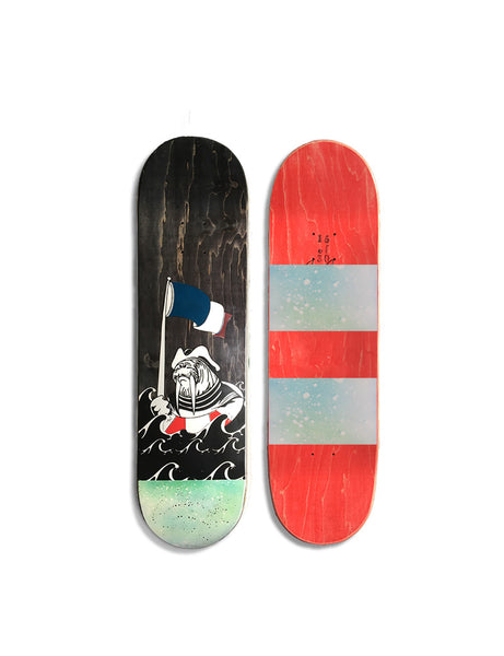 'the french connection' deck