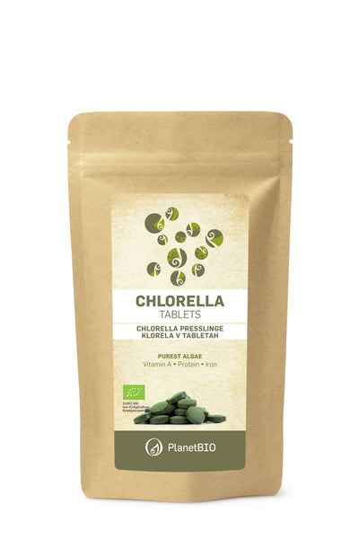 CHLORELLA TABLETS, dietary supplement – 90 g - New