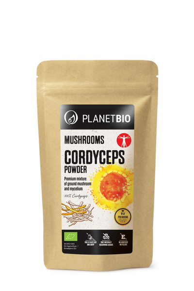 CORDYCEPS POWDER, dietary supplement  – 150 g