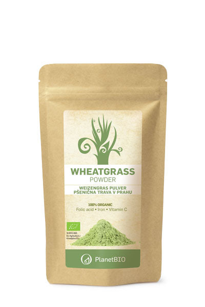 WHEATGRASS POWDER – 100 g