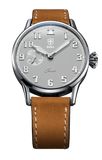 Biatec Corsair 04 - automatic pilot watch - light brown vintage leather strap