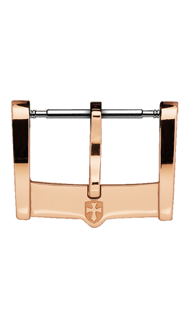 Rosegold PVD buckle for Biatec Majestic