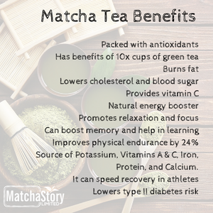 Matcha Green Tea - What Are the Health Benefits of Matcha?