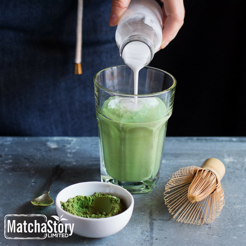WIN a Pack of Organic Matcha Green Tea Powder!