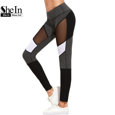 Ankle-Length Fitness Leggings