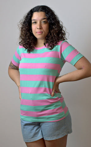 Striped Tees - Various Colours