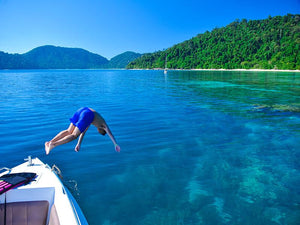 Full Day SURIN ISLANDS by Speedboat from Phuket (WAM).