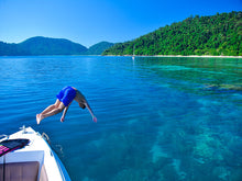 Full Day SURIN ISLANDS by Private Speedboat from Phuket.