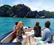 Full Day Angthong National Marine Park By VIP Tour From Samui Island