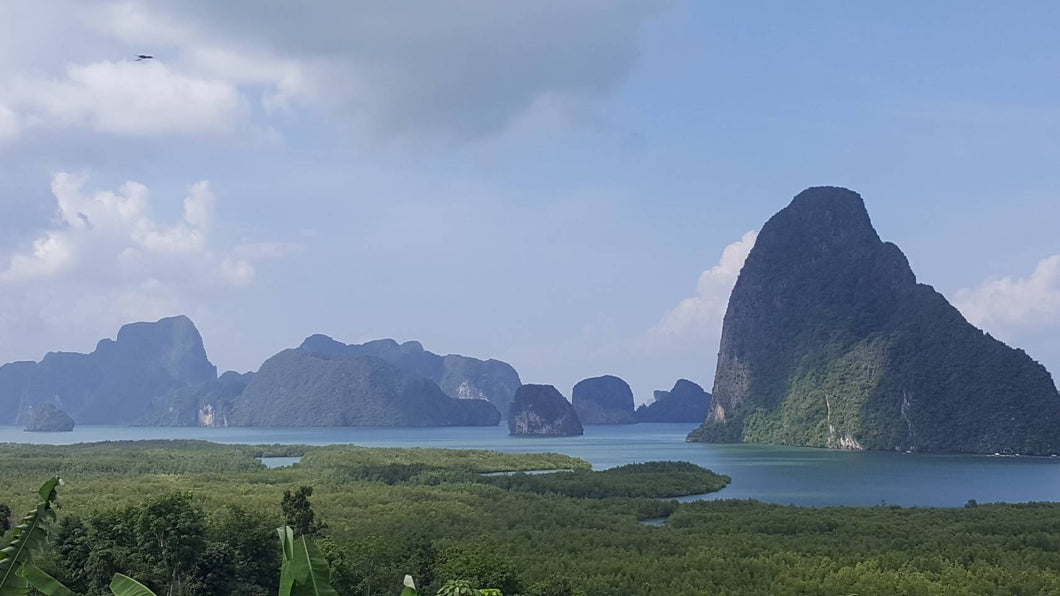 Full Day Phang Nga Discovery from Krabi
