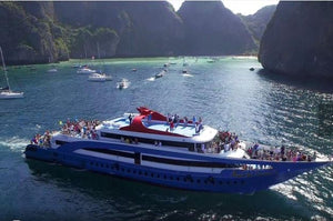 Boat Ticket First Class From Phuket To Phi Phi By Join Ferry Boat
