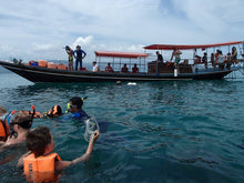 Full Day Coral Island (Koh Tan) by Longtail Boat