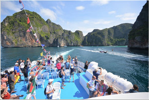 Boat Ticket Premium Class From Phuket To Phi Phi By Join Ferry