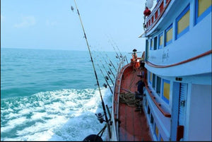 FULL DAY Big Fishing Day Trip from Samui