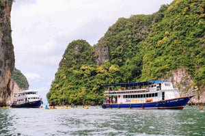 Full Day PHANG NGA HONG by Starlight.
