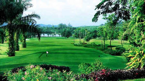 Golf Blue Canyon Country Club (Lake Course) from Phuket