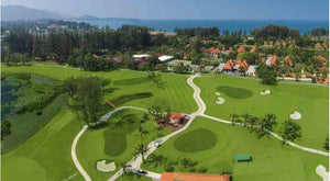 Golf Laguna Course from Phuket