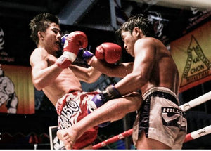 EVENING THAI BOXING AT PATONG from Phuket