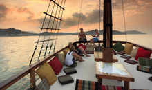 Full Day PHUKET SUNSET CRUISE (SUN & SUNSET)