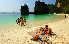 Full Day SAWASDEE HONG ISLAND from Phuket