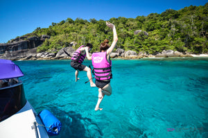 Full Day SIMILAN ISLANDS by Speedboat from Khao Lak.