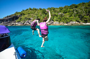 Full Day SIMILAN ISLAND by Speedboat from Phuket.