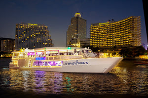 Evening Dinner Cruise with Chao Phraya Princess