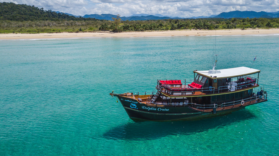 Full Day KHAO LAK COASTLINE CRUISE DAY TRIP