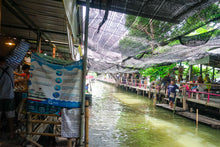 Half Day KHLONG LAT MAYOM FLOATING MARKET AND TEMPLES.