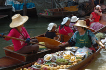 Half Day DAMNOEN SADUAK FLOATING MARKET