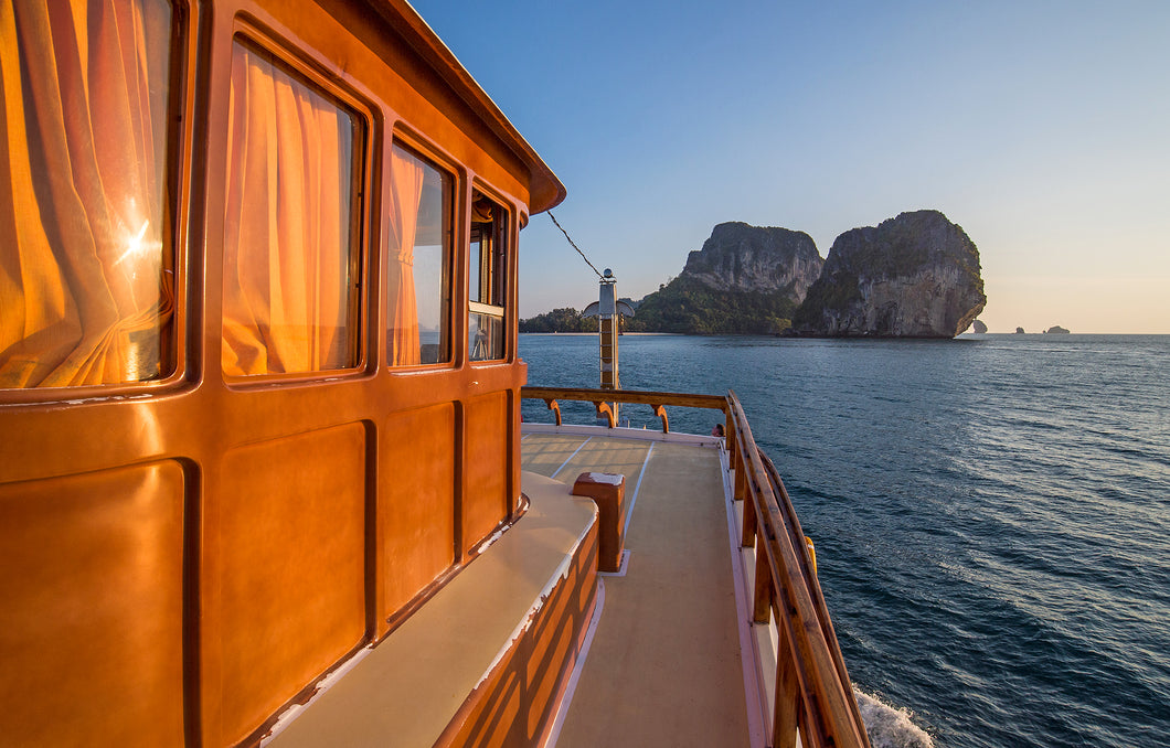 Half Day KRABI SUNSET DINER CRUISE