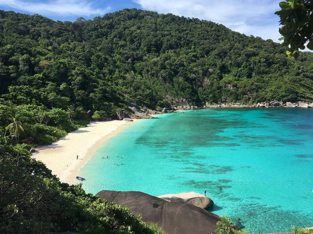 Full Day SIMILAN ISLANDS by speedboat from Phuket (SAW)
