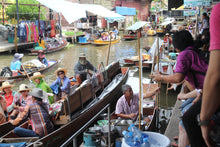 Full Day FLOATING MARKET AND SAMPRAN ORGANIC VILLAGE WITH LUNCH