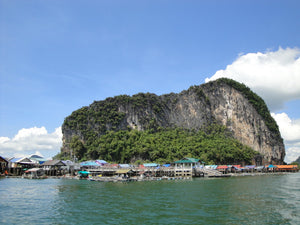Full Day JAMES BOND ISLAND by Speedboat.