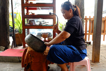 Full Day Tour as Monk-bowl Craftsman, Bangkok (Private)
