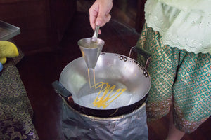 Full day Tour as a Royal Chef, Kudeejeen, Bangkok (Private)