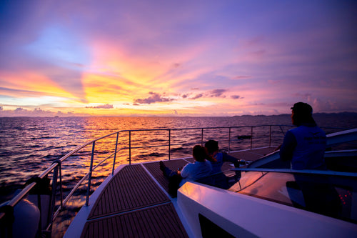 FULL DAY Maiton & Racha Island Sunset Cruise Trip by Speed Catamaran from Khao Lak