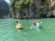 Full Day PHANG NGA CANOE + KOH KHAI by Speedboat from Phuket