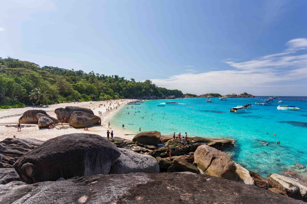 Full day SIMILAN BY SPEEDBOAT from Khao Lak (TH)