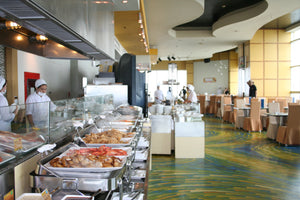 Ticket BUFFET LUNCH or DINNER AT BAIYOKE SKY.
