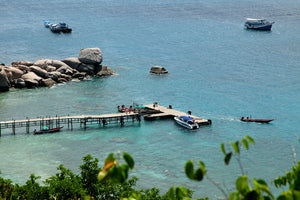 Full Day KOH TAO AND KOH NANG YUAN by Speedboat.