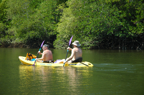Full Day CANOEING AT BOR THOR
