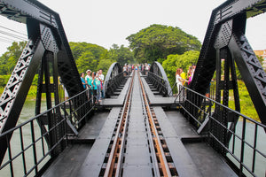 Full Day BRIDGE OVER THE RIVER KWAI D100.