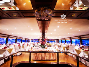 EVENING Dinner Cruise by White Orchid