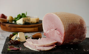 Gills Half Cut Dry Cured Plain Ham Joint