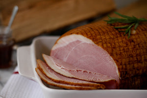 Dry Cured Whole Smoked Ham - Gills Heritage